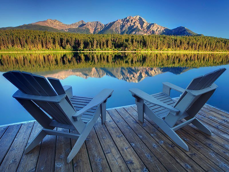jasper national park patricia lake - اقامت کانادا